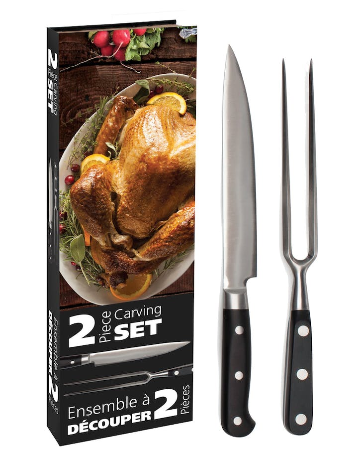 2-Pc Carving Set