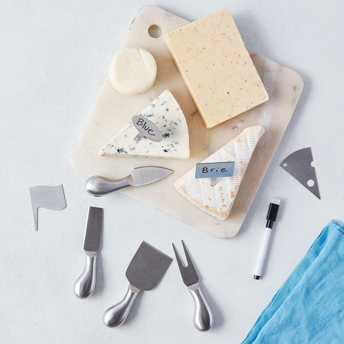 9-pc Cheese Knife Set