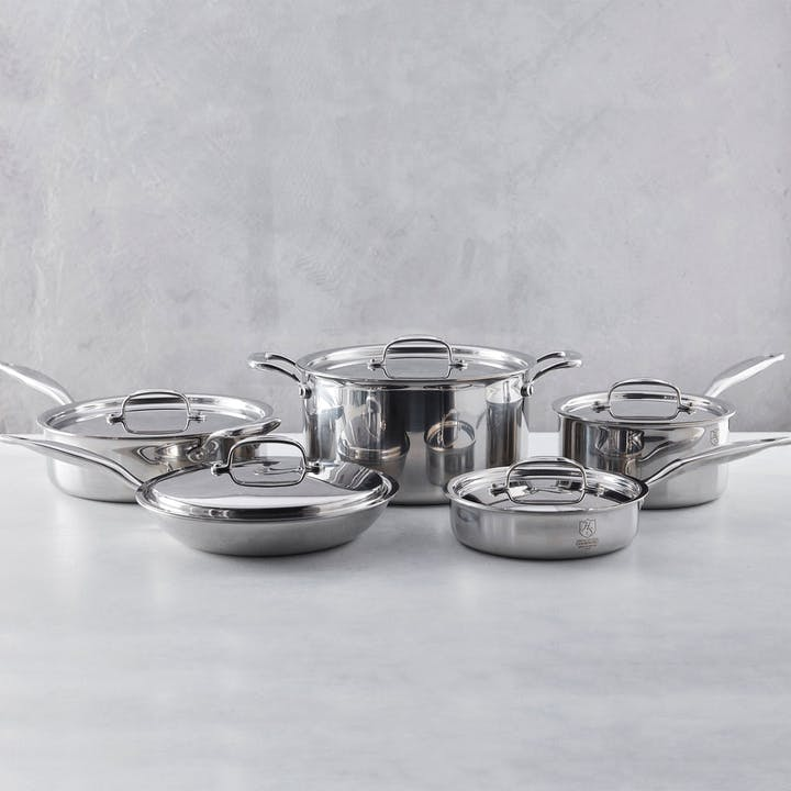 10-Pc Core Cookware Set