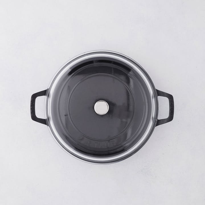 12-in Everyday Pan with Glass Lid