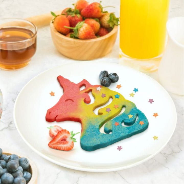 Crack a Smile Unicorn Mold - Set of 2