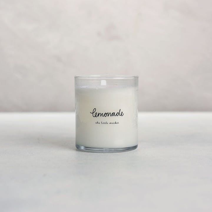 Soy Blend Candle - Lemonade
