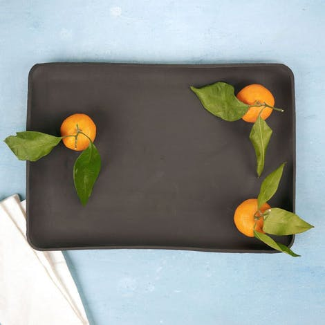 Civil Stoneware Café Serving Tray