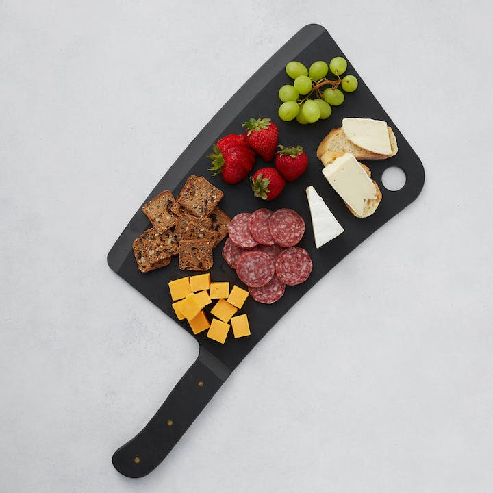 Cleaver Cutting and Serving Board