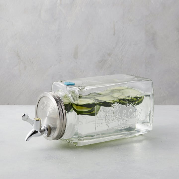 Glass Fridge Dispenser