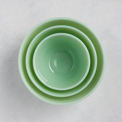 Mixing Bowl Set - Jadeite
