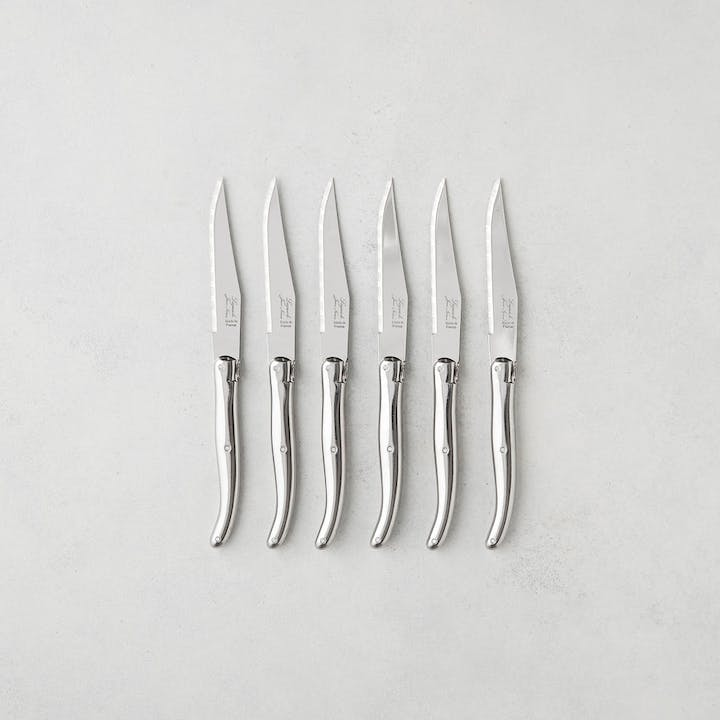 Laguiole Set of 6 Steak Knives