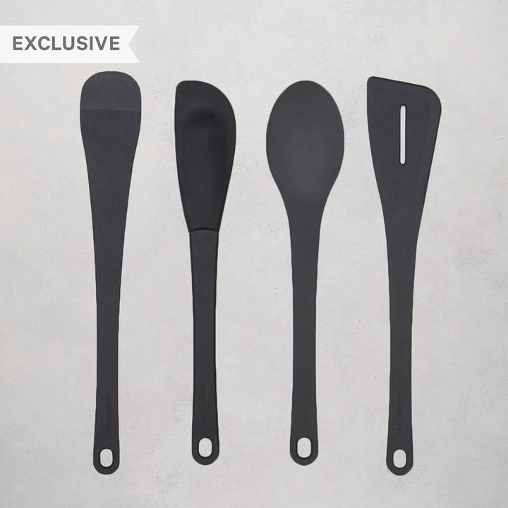 Utensil Set - Slate