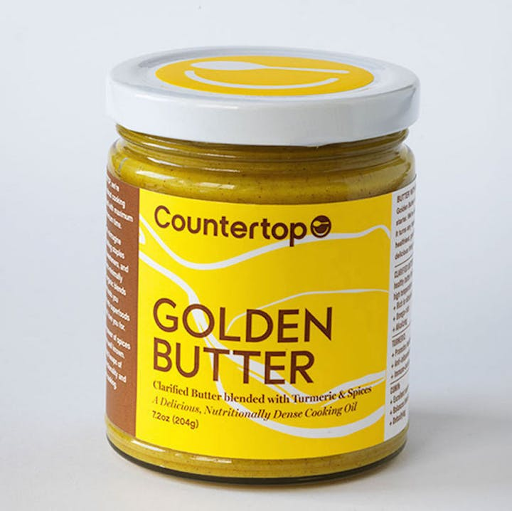 Golden Butter - Flavored Clarified Butter