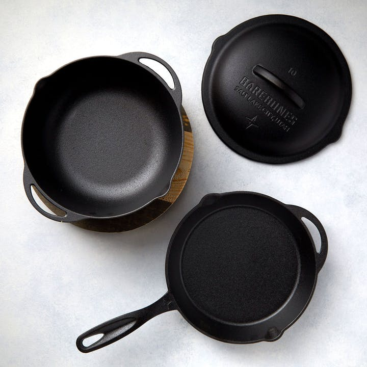"Barebones Living 10"" Skillet and Crock Set"