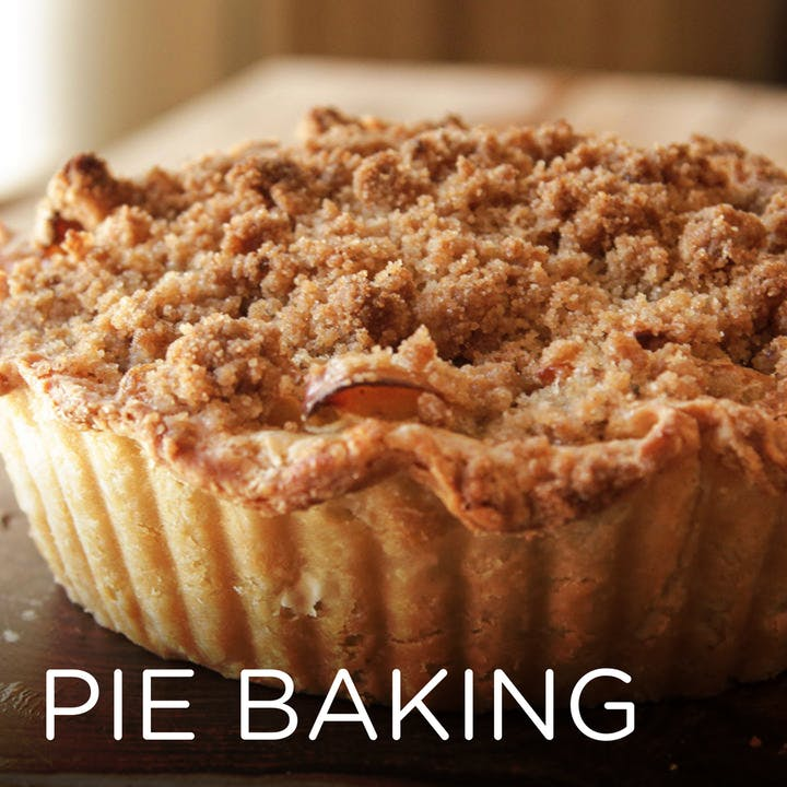 Fundamentals of Pie Baking Class