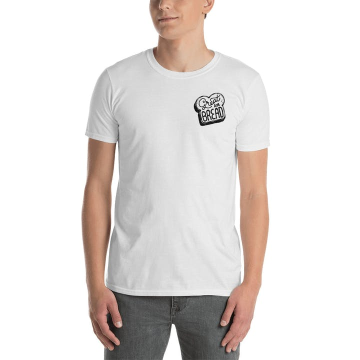 Great in Bread T-Shirt (White)