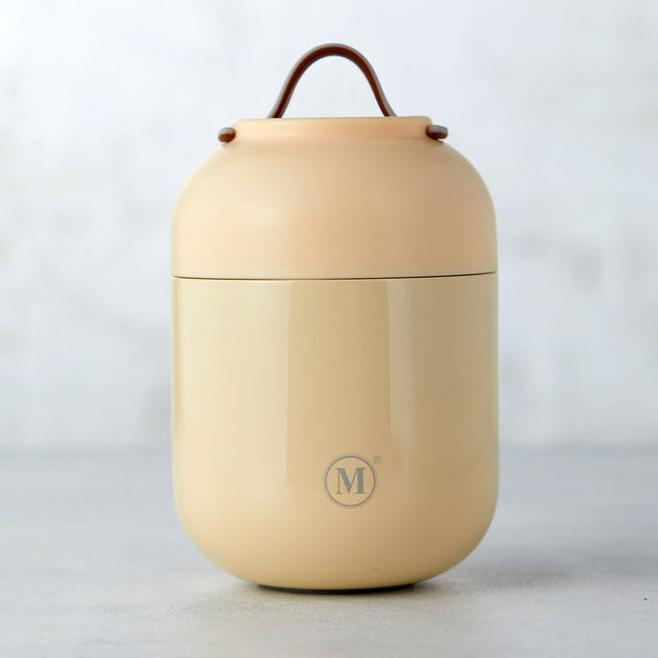 Insulated Food Jar - Champagne